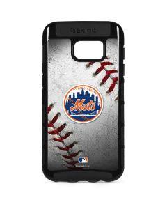 New York Mets Game Ball Galaxy S7 Edge Cargo Case