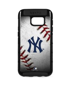 New York Yankees Game Ball Galaxy S7 Edge Cargo Case