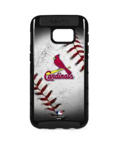 St. Louis Cardinals Game Ball Galaxy S7 Edge Cargo Case