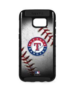 Texas Rangers Game Ball Galaxy S7 Edge Cargo Case