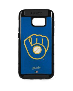 Large Vintage Brewers Galaxy S7 Edge Cargo Case