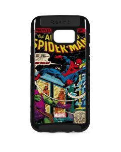 Marvel Comics Spiderman Galaxy S7 Edge Cargo Case