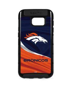 Denver Broncos Galaxy S7 Edge Cargo Case