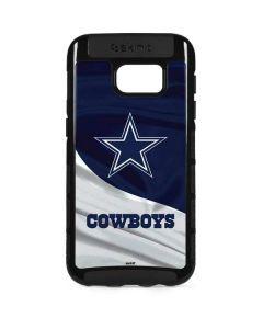 Dallas Cowboys Galaxy S7 Edge Cargo Case