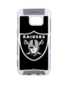 Oakland Raiders Large Logo Galaxy S7 Edge Cargo Case