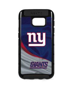 New York Giants Galaxy S7 Edge Cargo Case