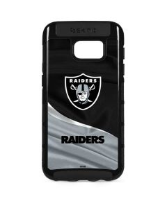 Oakland Raiders Galaxy S7 Edge Cargo Case