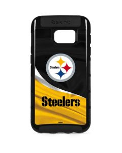 Pittsburgh Steelers Galaxy S7 Edge Cargo Case