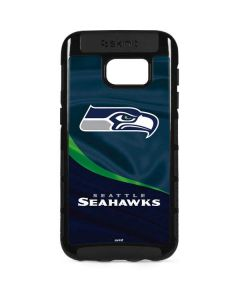 Seattle Seahawks Galaxy S7 Edge Cargo Case
