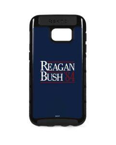 Reagan Bush 84 Galaxy S7 Edge Cargo Case