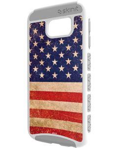 Distressed American Flag Galaxy S6 Cargo Case