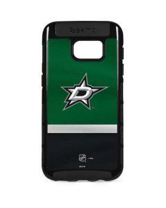 Dallas Stars Jersey Galaxy S7 Edge Cargo Case