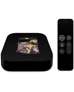 Soul Eater Block Apple TV Skin