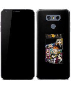 Soul Eater Block LG G6 Skin