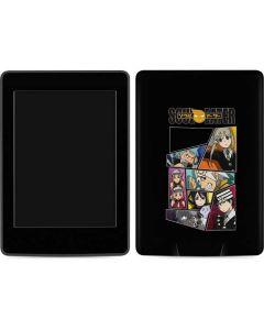 Soul Eater Block Amazon Kindle Skin