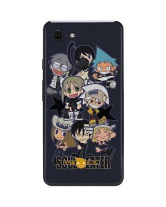 Soul Eater Characters Google Pixel 3 XL Skin