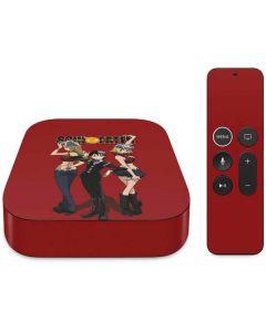Soul Eater Mischievious Apple TV Skin