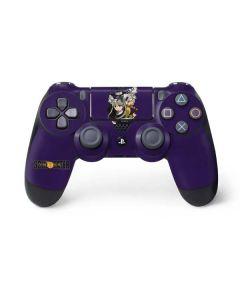 Soul Eater Purple PS4 Controller Skin
