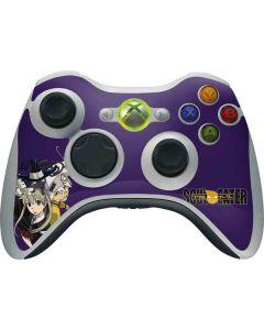 Soul Eater Purple Xbox 360 Wireless Controller Skin