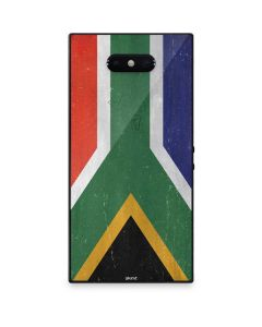 South Africa Flag Distressed Razer Phone 2 Skin