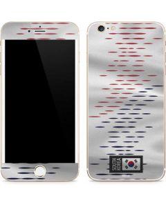South Korea Soccer Flag iPhone 6/6s Plus Skin