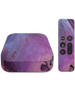 Space Marble Apple TV Skin