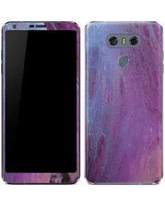 Space Marble LG G6 Skin
