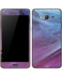 Space Marble Galaxy Grand Prime Skin