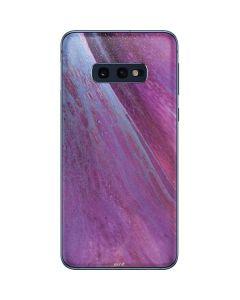Space Marble Galaxy S10e Skin