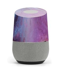 Space Marble Google Home Skin
