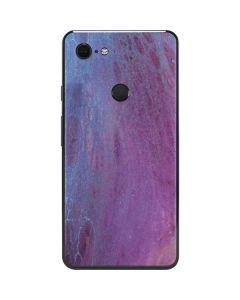 Space Marble Google Pixel 3 XL Skin