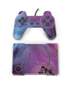 Space Marble PlayStation Classic Bundle Skin