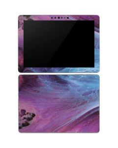Space Marble Surface Go Skin