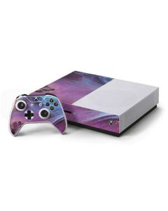 Space Marble Xbox One S Console and Controller Bundle Skin