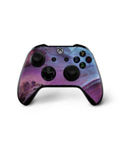 Space Marble Xbox One X Controller Skin
