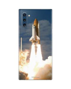 Space Shuttle Atlantis Liftoff Galaxy Note 10 Skin