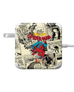 Amazing Spider-Man Comic Apple Charger Skin