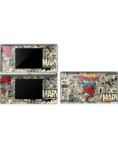 Amazing Spider-Man Comic DS Lite Skin