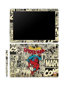 Amazing Spider-Man Comic Galaxy Book 12in Skin