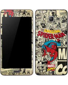 Amazing Spider-Man Comic Galaxy Grand Prime Skin