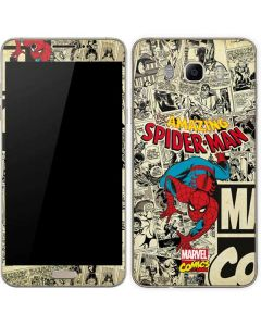 Amazing Spider-Man Comic Galaxy J7 Skin