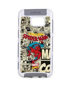 Amazing Spider-Man Comic Galaxy S7 Edge Cargo Case