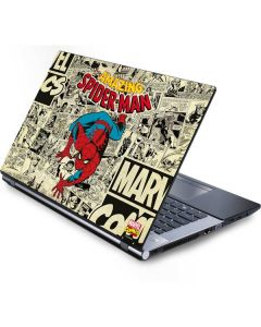 Amazing Spider-Man Comic Generic Laptop Skin