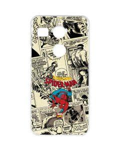 Amazing Spider-Man Comic Google Nexus 5X Clear Case