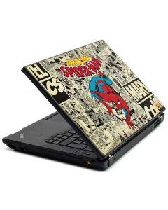 Amazing Spider-Man Comic Lenovo T420 Skin