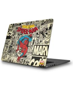 Amazing Spider-Man Comic Apple MacBook Pro Skin