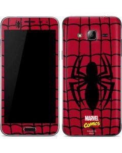 Spider-Man Chest Logo Galaxy J3 Skin