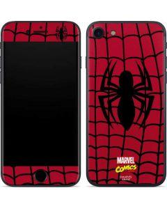 Spider-Man Chest Logo iPhone 7 Skin