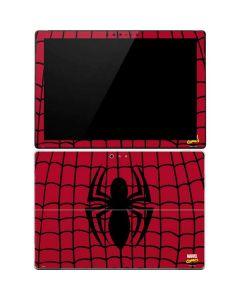 Spider-Man Chest Logo Surface Pro 4 Skin