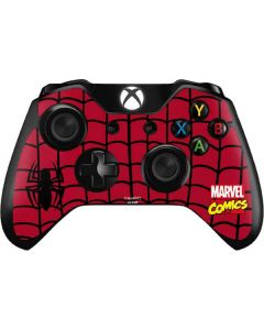 Spider-Man Chest Logo Xbox One Controller Skin